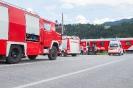 Kollision mit Zug, Strassen (07.09.2015)
