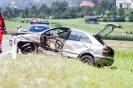 Verkehrsunfall Ainet B108 (06.08.2015)
