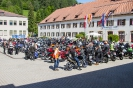 Motorradweihe, Haspingerkaserne Lienz (21.05.2016)