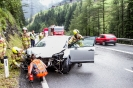 Verkehrsunfall Felbertauernstraße (22.07.2016)